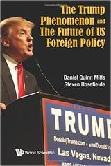 کتاب «پدیده ترامپ و آینده سیاست خارجی آمریکا» منتشر شد