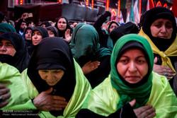 ۴۰ درصد زائران اربعین حسینی را بانوان تشکیل میدهند