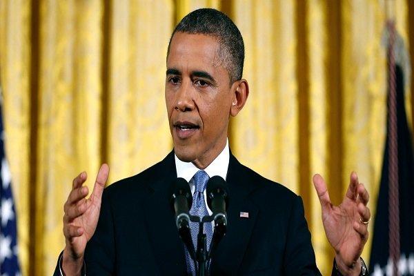 """أوباما لا يرى """"حلاً قريبا"""" للوضع في سوريا"""