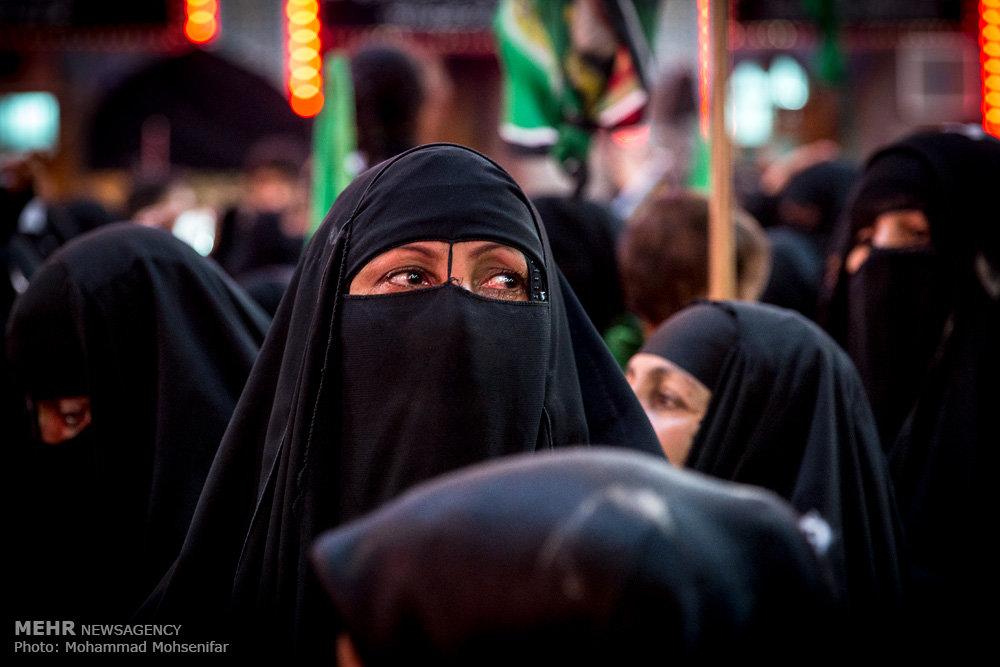 اربعین حسینی در کربلای معلی / راهپیمایی اربعین ۵۱