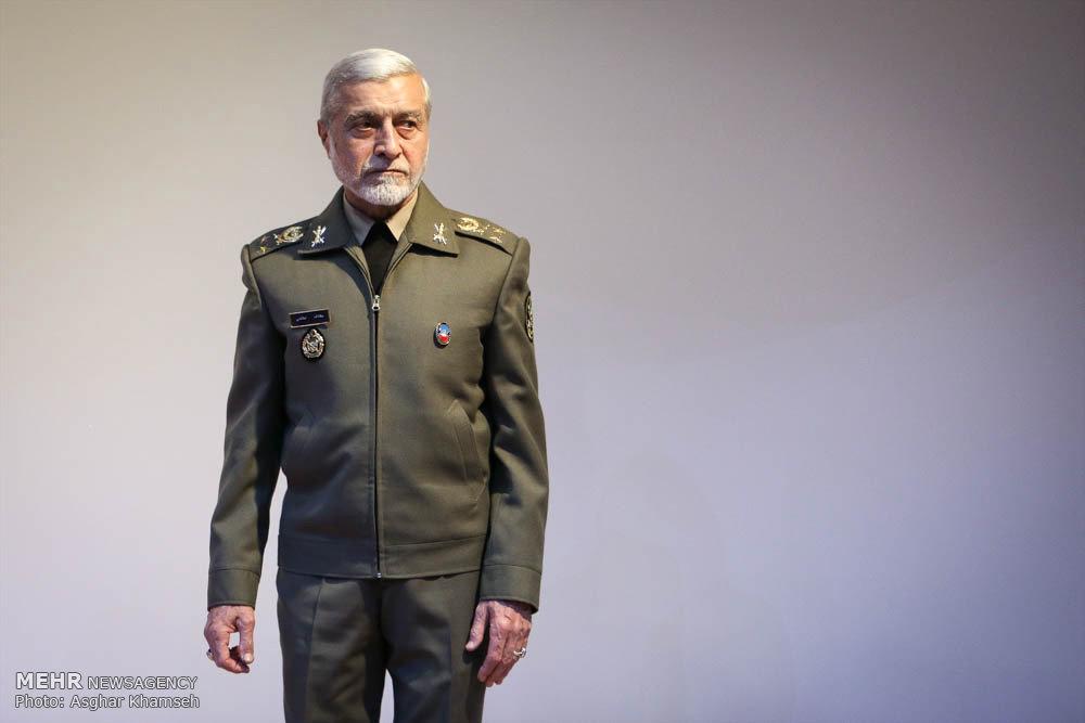 تودیع و معارفه فرمانده نیروی زمینی ارتش