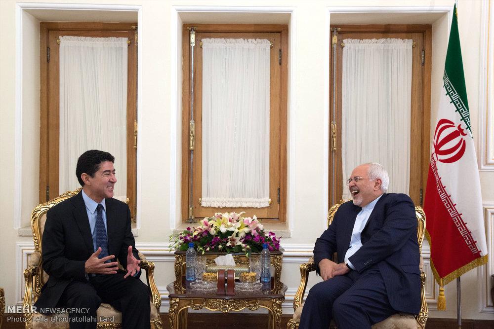 برنامه های امروز محمد جواد ظریف وزیر امور خارجه