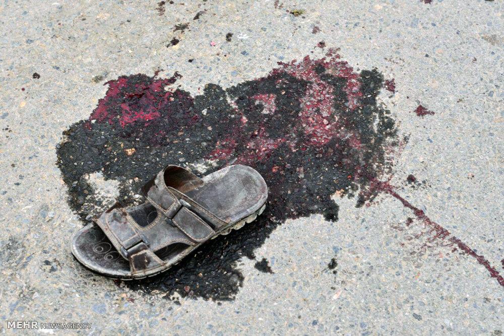 حمله انتحاری به مسجد باقر العلوم  در شهر کابل