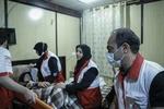 امدادرسانی به ۶۹ هزار نفر/اسکان ۱۷ هزار مسافر نوروزی
