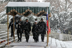 الرئيس روحاني يستقبل نظيره السلوفيني/صور