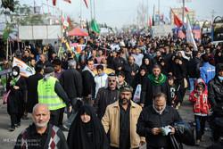 فعالیت  ۱۳کمیته شهرداری تهران در مراسم اربعین