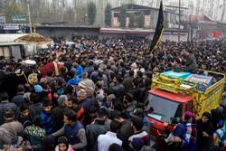 عزاداری اربعین در کشمیر