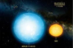 گردترین حجم فضایی جهان کشف شد
