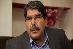 صالح مسلم: رقه و منبج جزئی از کردستان سوریه نیستند