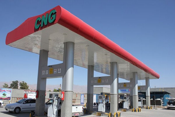 Iran CNG stations at 2,489 by February: Official