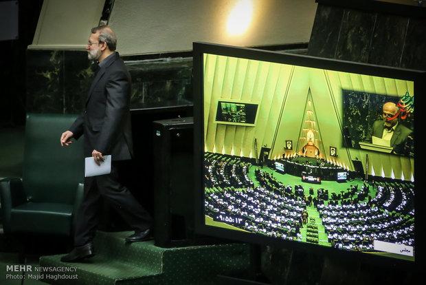 220 نائبا إيرانيا يطالب الحكومة بالرد على قرار الكونغرس الأمريكي