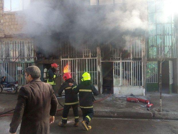 تایید انفجار در شهریار/حادثه تلفات جانی نداشت