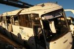 واژگونی اتوبوس در محور بروجرد - خرمآباد یک کشته و ۸ مجروح برجای گذاشت