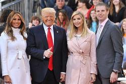 هزینه روزانه حفاظت از ترامپ و خانوادهاش