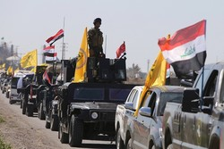 Iraqi PMF could help fighting ISIL in Syria, Iraq's VP says