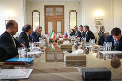 دیدار وزرای امور خارجه ایران و اسلوونی