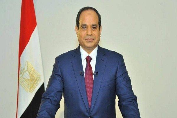 السیسی: بحران های منطقه به راهکارهای سیاسی نیاز دارد