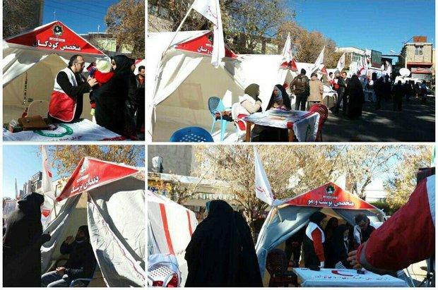 ۲۴پایگاه امدادی آذربایجان غربی آماده کمک رسانی به مسافران نوروزی