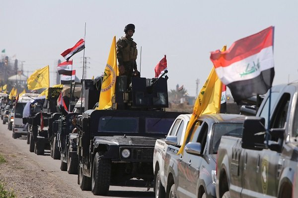 Haşdi Şabi'den DEAŞ karşıtı operasyonlar