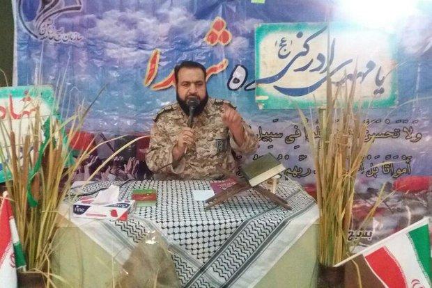 بصیرت سیاسی کلیدواژه مهم پیروزی ایران در مقابل دشمنان است