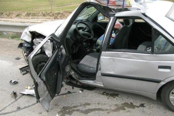 تصادف مرگبار در اتوبان شهید یاسینی