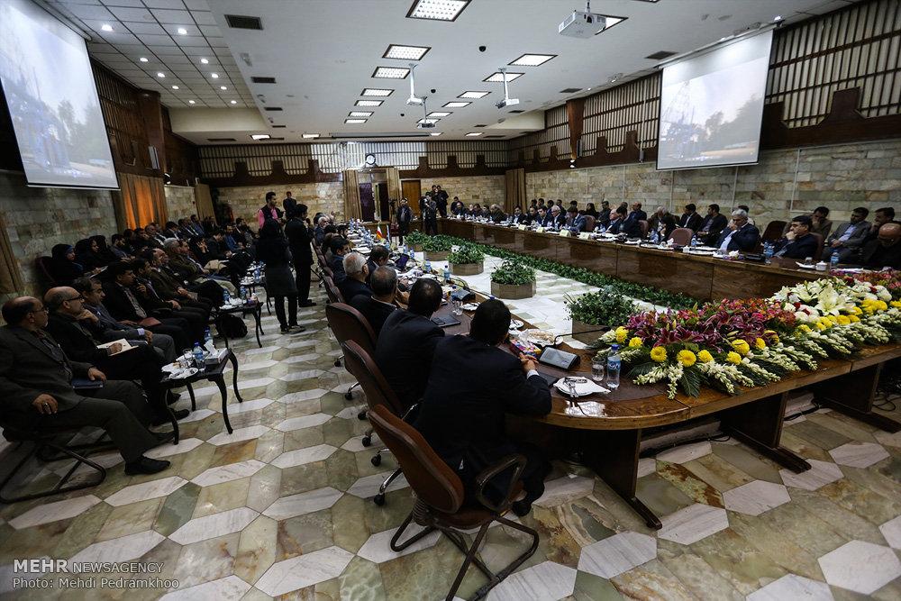 تفاهم همکاری شرکت ملی مناطق نفتخیز جنوب و کنسرسیوم پرگس