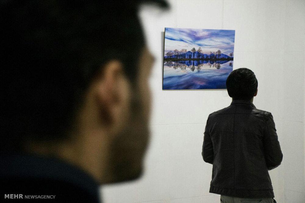 نمایشگاه عکس طبیعت سرزمین من