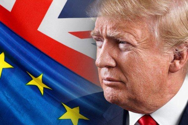 دونالد ترامپ و برگزیت
