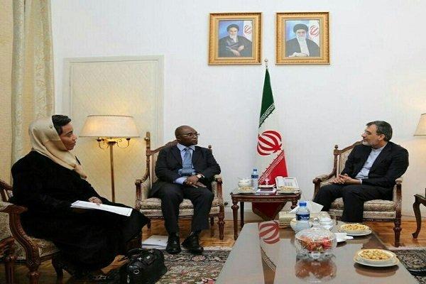 İran ve Güney Afrika ilişkileri artırılacak