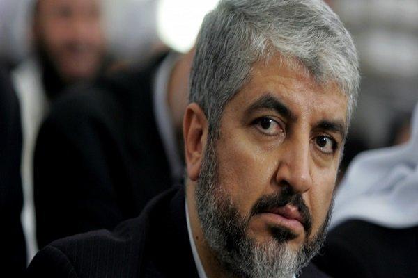 خالد مشعل: حماس آماده سازش مشروط با اسرائیل است
