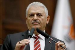 بنعلی ایلدریم نخست وزیر ترکیه