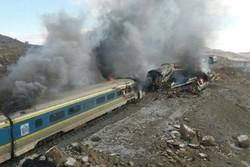 اسامی ۳۹مجروح حادثه قطار در سمنان اعلام شد