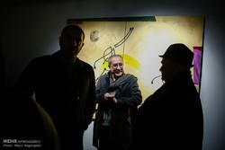 افتتاح نمایشگاه نقش غلط آثار ابراهیم حقیقی