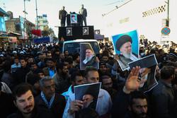 Mousavi Ardebili Funeral