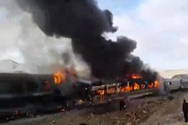 اعلام نتایج بررسی حادثه برخورد قطار تا ۱۰روز آینده