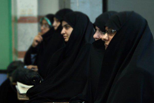 مصاحبه های ورودی سطح ۴ حوزه علمیه خواهران برگزار شد