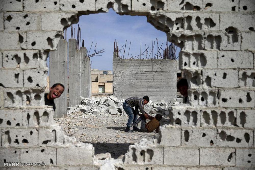 خانه های بدون دیوار