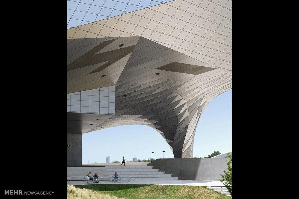 برندگان مسابقه عکسی معماری