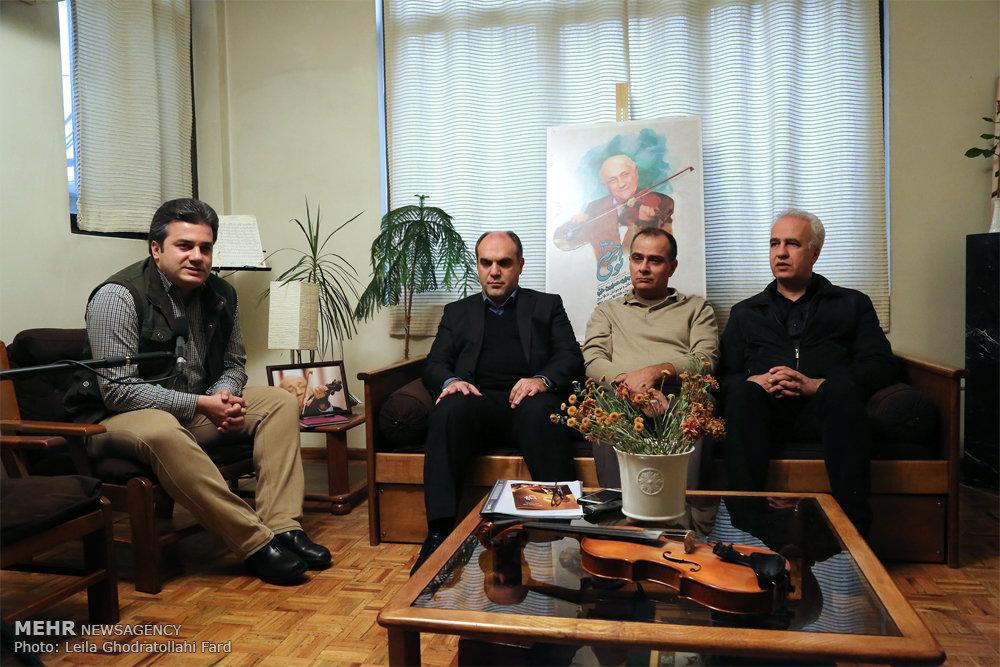 نشست رسانه ای سومین جشنواره و جایزه نوای خرم