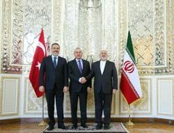 Zarif, Turkish counterpart meet in Tehran