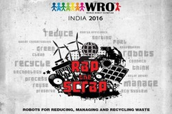 13th World Robot Olympiad kicks off in India