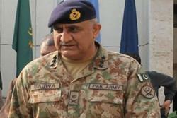 پاکستان فوج کے سربراہ ابوظہبی کے امیر سے ملاقات