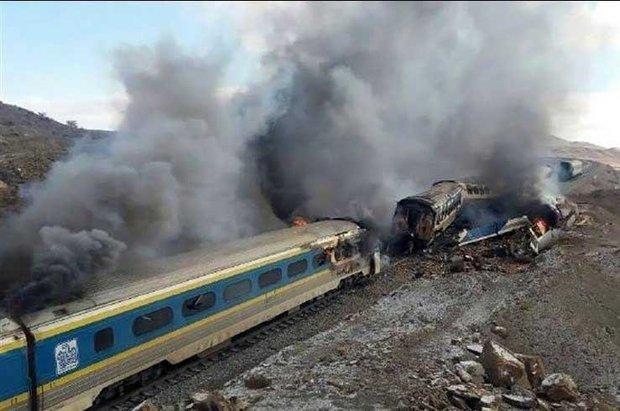 حادثه قطار تبریز– مشهد