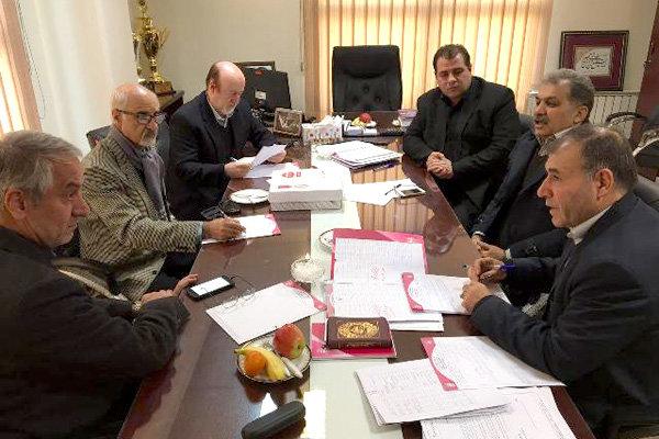 هیات رئیسه سازمان لیگ فوتسال