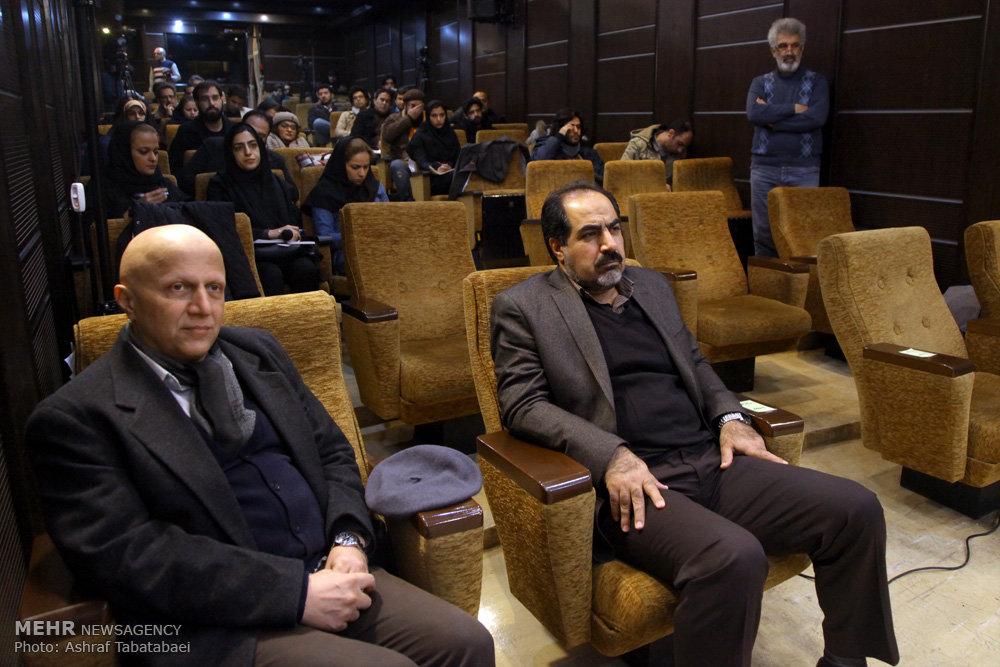 نشست خبری دهمین جشنواره سینماحقیقت