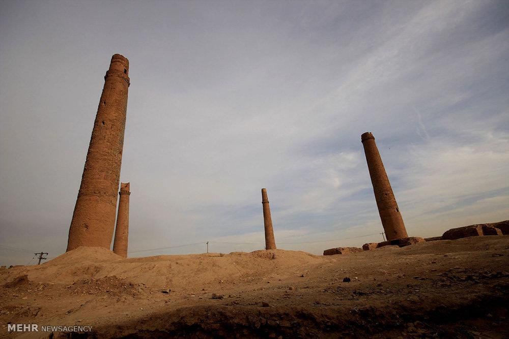منارههای تاریخی هرات
