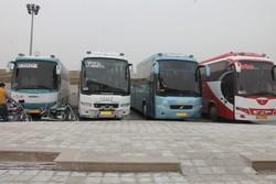 ورود ۳ هزار و ۸۷۰ مسافر با وسایل نقلیه عمومی به هرمزگان