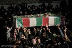مراسم تشییع شهید مدافع حرم «مهدی نعمایی» فردا برگزار میشود