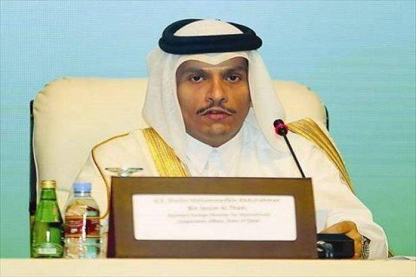 """قطر ستواصل تسليح """"المعارضة"""" وإن أوقف ترامب"""