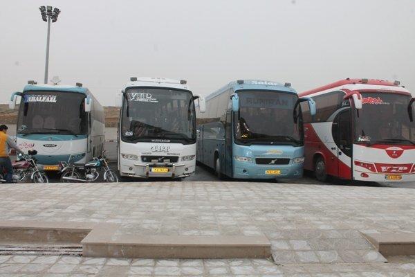 پایانه مسافربری نسیم شمال قزوین تا پایان سال افتتاح می شود
